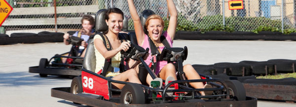 Adventure Speedway Go Karts | Adventure Landing Family Entertainment Center - Raleigh, NC
