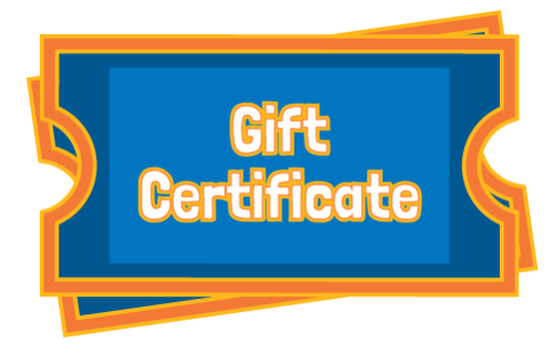Gift Certificate | Adventure Landing Family Entertainment Center - Raleigh, NC