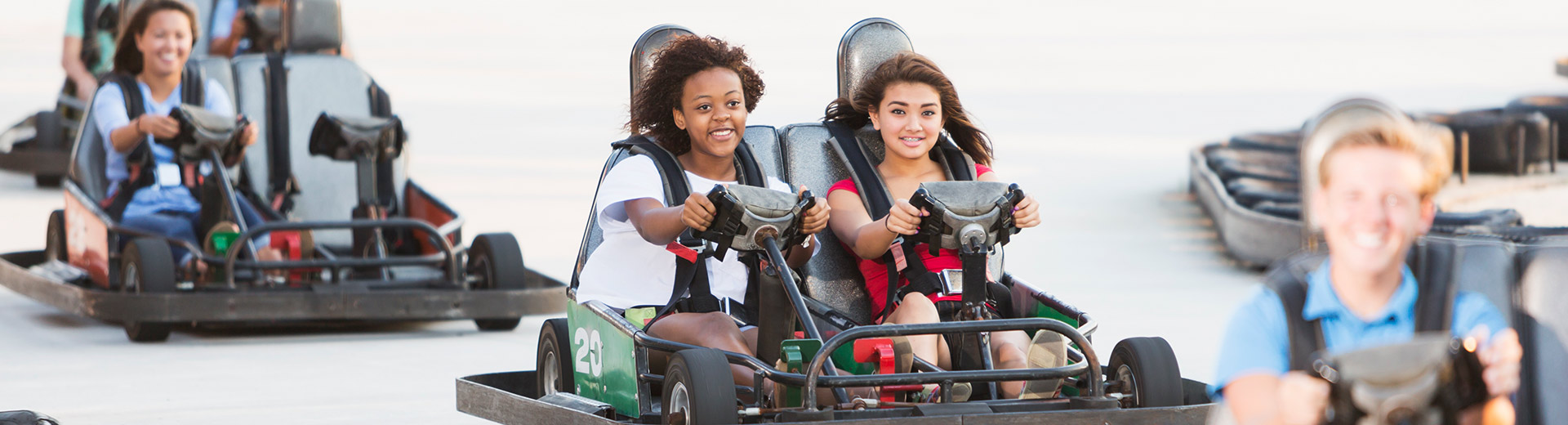 Go Karts | Adventure Landing Family Entertainment Center - Raleigh, NC