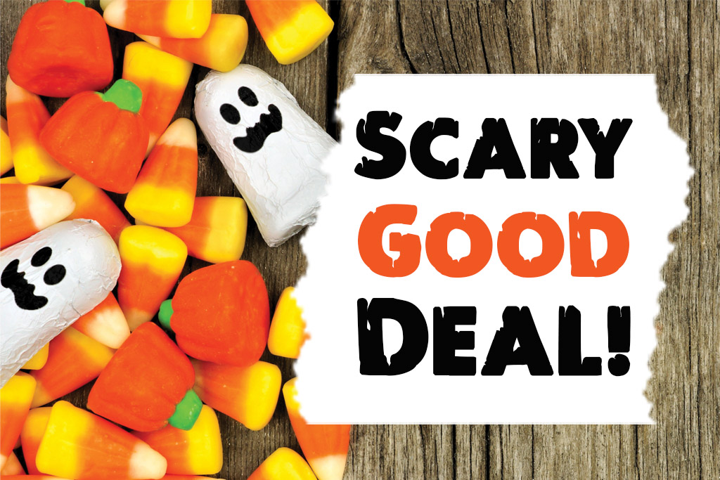 Scary Good Deal Raleigh