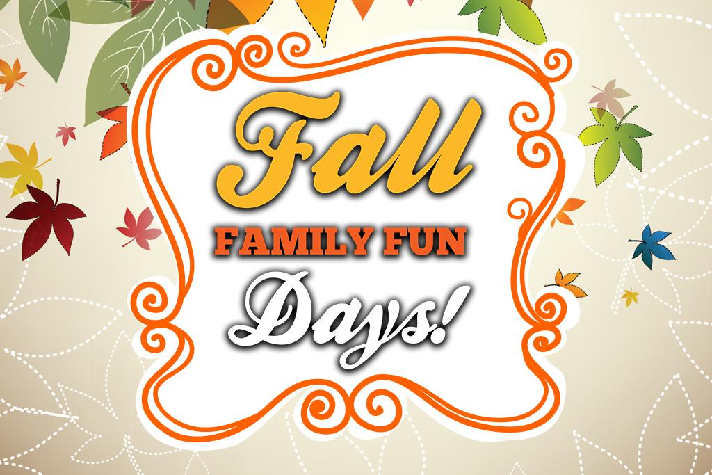Fall Family Fun Days Raleigh